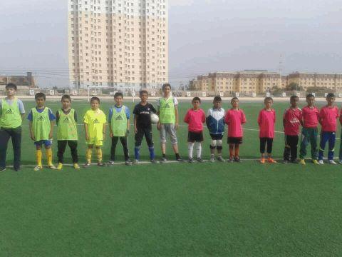 小学足球训练总结
