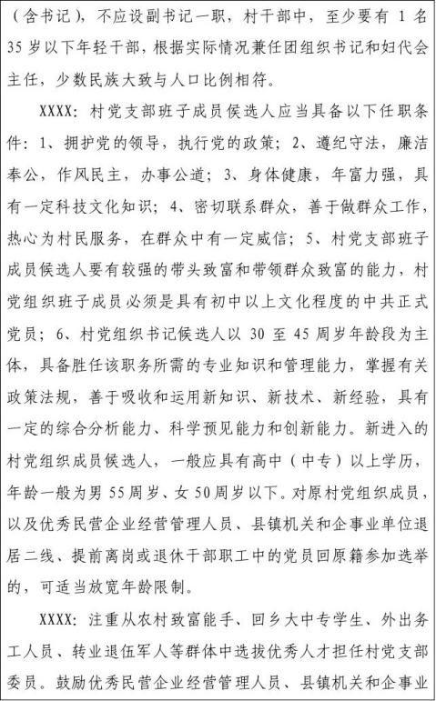 农村党支部会议记录