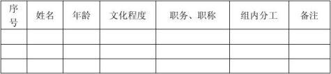 建筑类QC成果报告排版格式