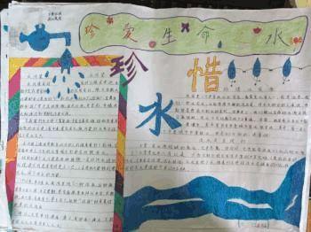 学校节约水保护水资源总结