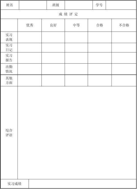 我的实习日记