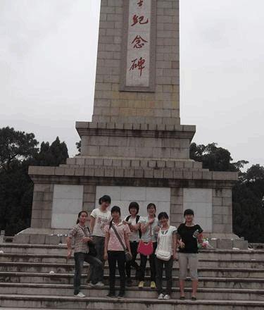 参观南宁革命烈士纪念碑实践心得体会