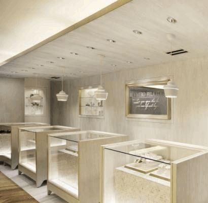 珠宝店室内设计调研报告最新原创