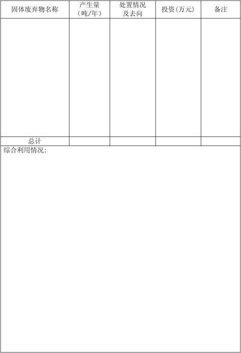 建设项目竣工环境保护验收申请报告1