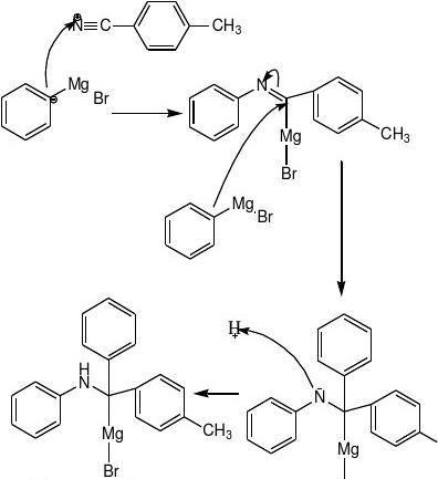 有机化学实验实验报告四