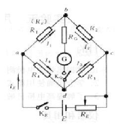 实验五惠斯通电桥测电阻