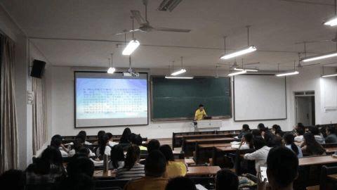 校园安全防范网络诈骗主题班会简讯