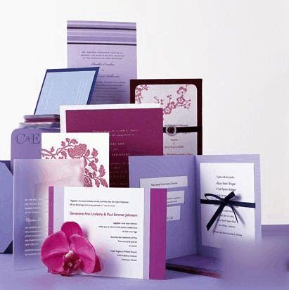 婚宴邀请函的制作方法