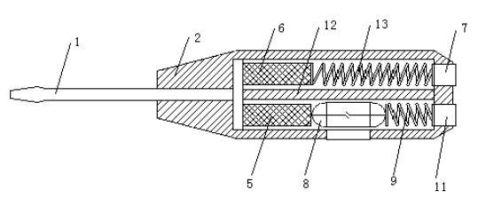 实用新型专利申请范本