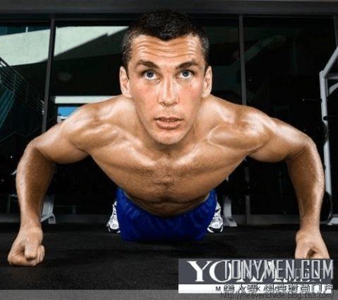 男人一周健身计划