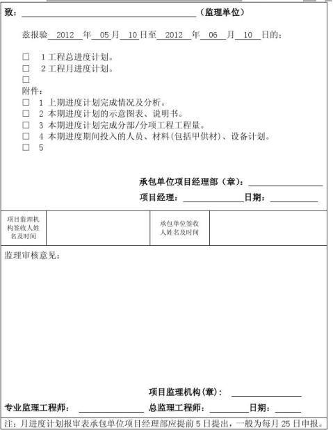 通信工程开工报告