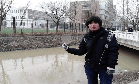 关于我们周边水环境社会实践调查报告