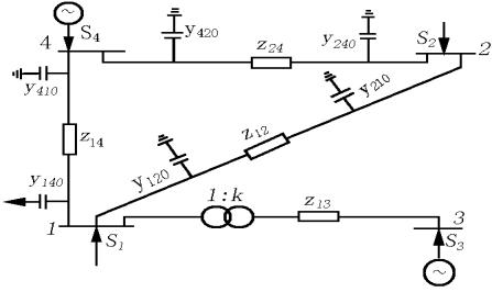 电力系统潮流计算实验报告