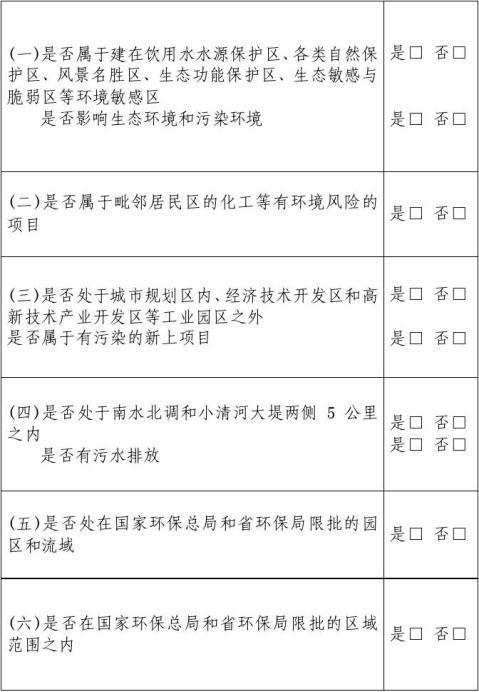 建设项目环评审批流程完整版