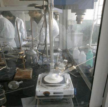 肉桂酸的制备实验报告4沈杰