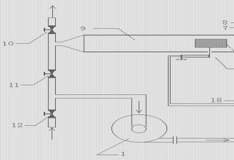 干燥实验装置说明书